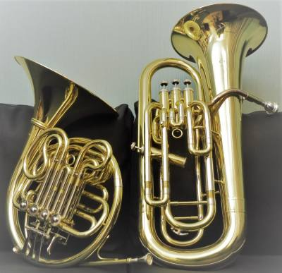 Trumpet and Euphonium. Also teacher for cello, all brass, theory, piano and keyboards. West Susses, online,